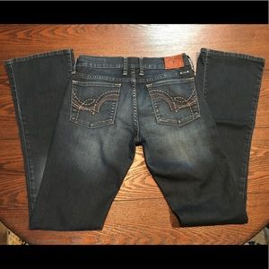 Denim Lucky Brand Charlie Baby Boot Jeans - Sz. 2